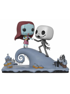 Funko Pop! Movie Moments Jack y Sally en la Colina Pesadilla Antes de Navidad