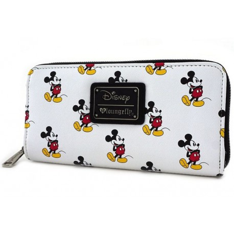 Cartera Billetera Mickey Mouse Disney Loungefly