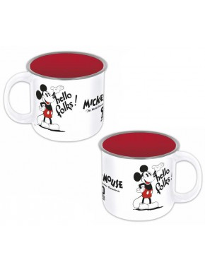 Taza Mickey Mouse Disney Vintage
