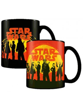 Taza térmica Solo Sunset Star Wars