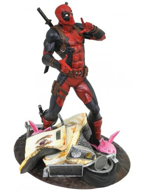 Figura Deadpool Diamond Marvel Gallery 25 cm