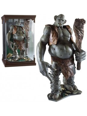 Figura Troll Magical Creatures Harry Potter