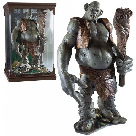 Figura Troll Magical Creatures Harry Potter