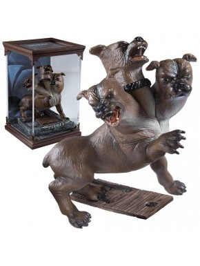 Figura Fluffy Magical Creatures Harry Potter