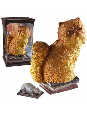 Figura Crookshanks Magical Creatures Harry Potter