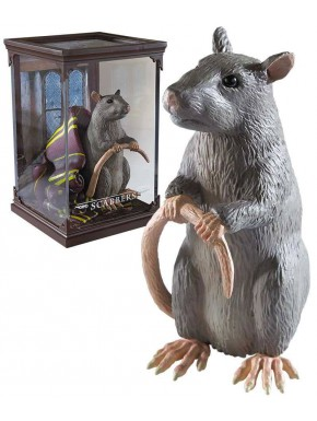 Figura Scabbers Magical Creatures Harry Potter