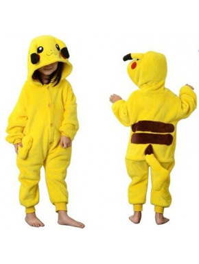 Kigurumi Pikachu niño