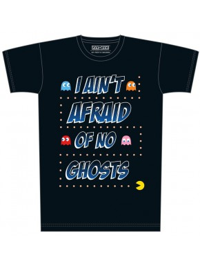 Camiseta Pac-Man No Ghosts