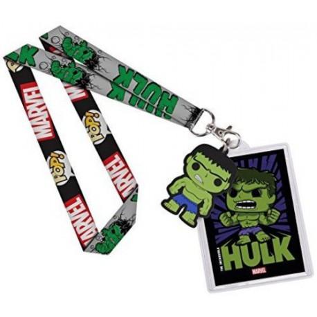 Llavero Colgante Backstage Hulk Funko