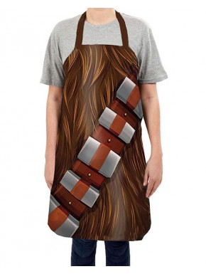Delantal Chewbacca Star Wars