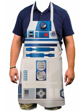 Delantal R2-D2 Star Wars