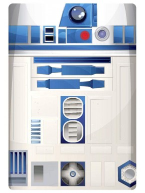 Tabla de cortar R2-D2 Star Wars