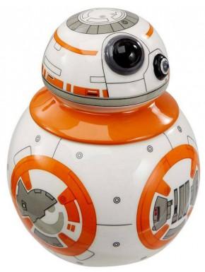 Salero y pimentero cerámica Star Wars BB-8