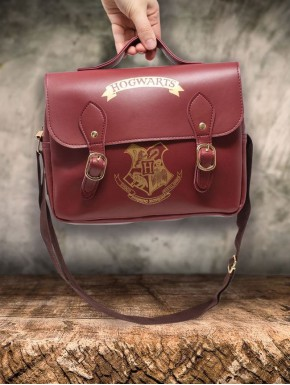 Bolso Termo Harry Potter Hogwarts Satchel