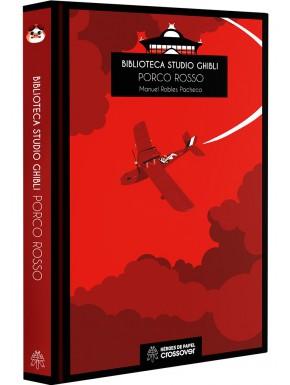 Libro Biblioteca Studio Ghibli Porco Rosso