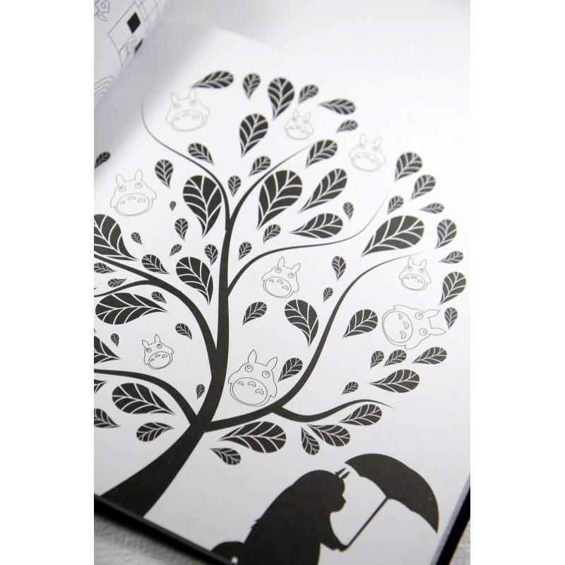 Cuaderno Para Colorear Totoro Por Solo 1750