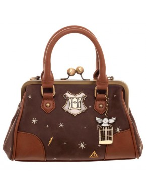 Bolso Harry Potter Bolsa Kiss Lock