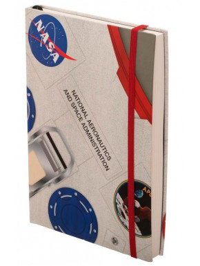 Libreta A5 NASA Traje Espacial