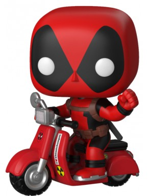 Funko Pop! Deadpool en Scooter