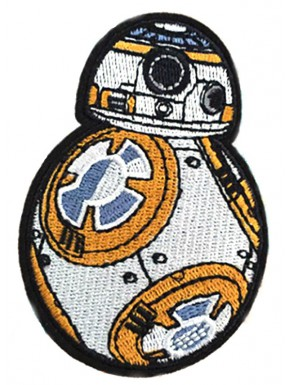 Parche ropa BB-8 Star Wars