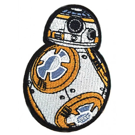 Parche ropa BB-8 Star Wars