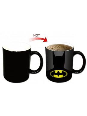 Taza Térmica Batman Silueta