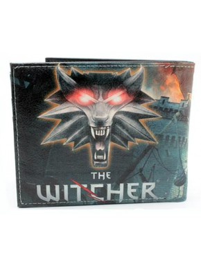 Cartera The Witcher characters