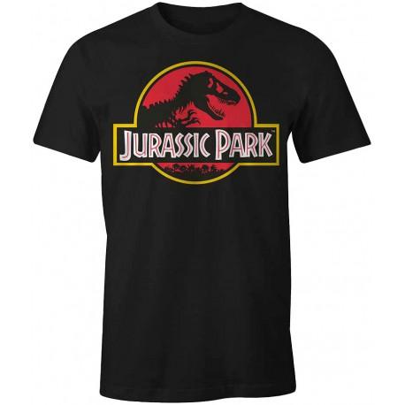 Camiseta Jurassic Park Classic