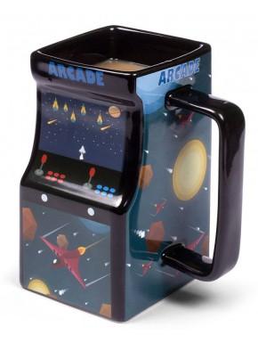 Taza 3D Térmica Máquina Arcade