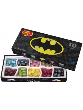 Caja de Grageas Jelly Belly Batman 10 Sabores