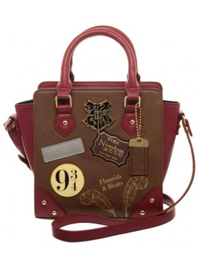 Bolso Harry Potter Hogwarts Plattform 9 3/4