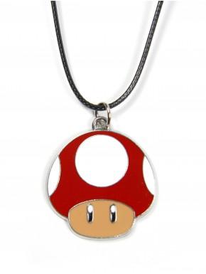 Colgante Super Mario Seta roja