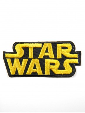 Parche ropa logo Star Wars