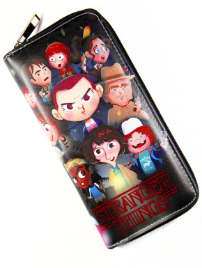 Cartera Stranger Things friends