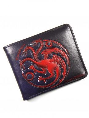 Cartera Juego de Tronos Targaryen Dragones