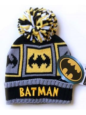 Gorro con bola Batman Marvel