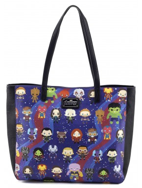 Bolso Loungefly Avengers Marvel Kawaii