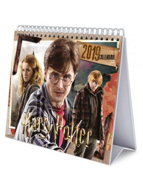 Calendario de Mesa 2019 Harry Potter