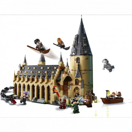 Kit LEGO Harry Potter Castillo de Hogwarts