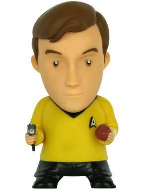 Altavoz Portátil Star Trek Capitán Kirk 15 cm