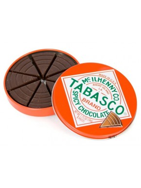 Caja de Chocolate Tabasco Picante