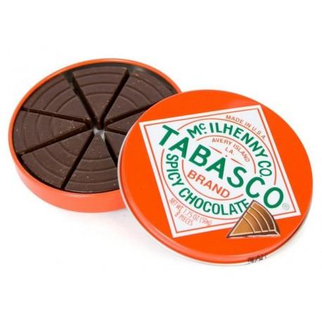 Caja de Chocolate Tabasco Picante