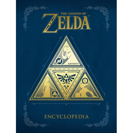 Libro The Legend of Zelda Enciclopedia