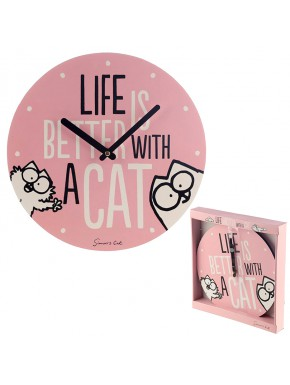 Reloj de Pared Simon's Cat