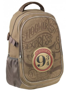 Mochila Harry Potter Andén 9 y 3/4 Hogwarts Express
