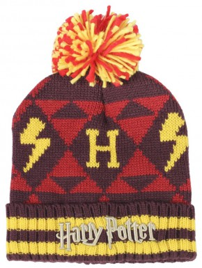 Gorro con bola Harry Potter Icons