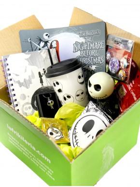 Caja sorpresa Tim Burton Aniversario Pesadilla