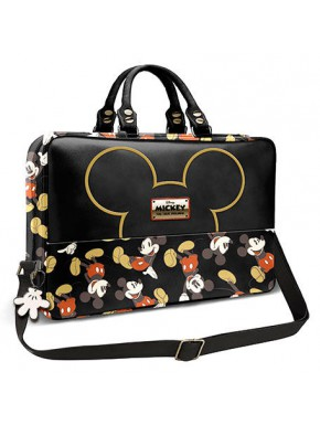 Bolso Laptop Mickey Mouse Disney Silueta