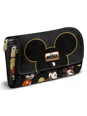 Cartera Billetera Mickey Mouse Disney Silueta