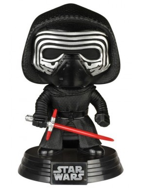 Funko Pop! Kylo Ren Star Wars Episodio VII